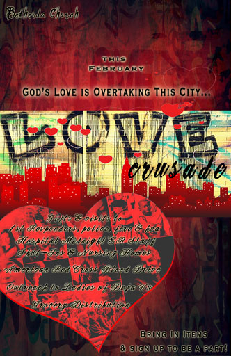 Love Crusade header